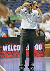 Claude Bergeaud (Head Coach France)